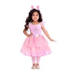 Peppa Pig Fairy Dress - Age 2-3 Years - 1 PC