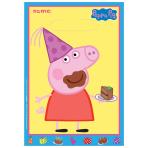 Peppa Pig Loot Bags - 6 PKG/8