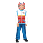 Paw Patrol Ryder Costume - Age 4-6 Years- 1 PC