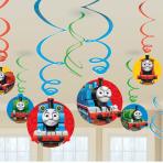Thomas & Friends Hanging Swirls - 6 PKG/12
