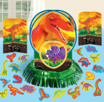 Prehistoric Party Table Decorating Kits - 6 PKG/4