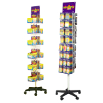 Display Stand with Header Card - 1 PC