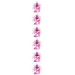 Pink Shimmer 2First Cascade Columns 2.1m - 6 PKG