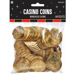 Casino Gold Coins - 6 PKG/144