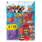 DC Super Hero Girls Mega Mix Value Favour Packs - 6 PKG/48