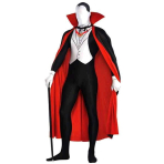 Adults Vampire Man Party Suit Costume - Size L - 1 PC