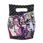 Monster High Loot Bags - 10 PKG/6