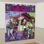 Monster High Scene Setters - 12 PKG/5