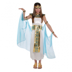Children Cleopatra Costume - Age 8-10 Years - 1 PC