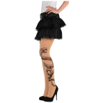 Witch Doctor Tights - 6 PC