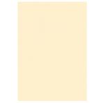 Vanilla Creme Jumbo Table Rolls 1m x 76m - 1 PC