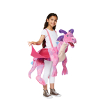 Ride on Pink Dragon - Age 3-8 Years - 1 PC