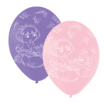 Dora The Explorer Single Sided Print Latex Balloons - 6 PKG/6