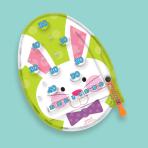 Egg Pinball Bunny Party Games - 12 PKG
