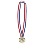 Championship Soccer Award Medal Necklaces - 12 PKG