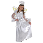 Children Angel Costume - Age 6-8 Years - 1 PC