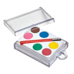 Mini Paint Set - 6 PKG/4