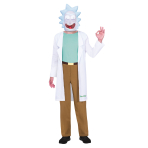 Rick Costume - Size Extra Large - 1 PC
