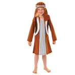 Shepherd Nativity Costume - Age 5-6 Years - 1 PC