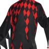 Teens Krazed Jester Clown Costume - Age 14-16 Years - 1 PC