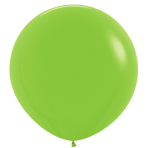 """Fashion Colour Solid Lime Green 031 Latex Balloons 36""""/91.5cm - 2 PC"""