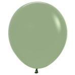 "Fashion Colour Solid Eucalyptus 027 Latex Balloons 18""/45cm - 25 PC"
