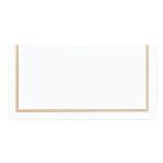 Classic Placecards Gold    - 8.9cm 12 PKG/50
