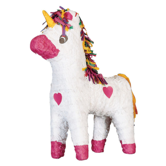 Unicorn Pinatas - 4 PC