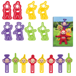 Teletubbies Favour Packs - 6 PKG/24