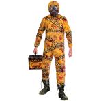 Quarantine Zombie Costume - Plus Size - 1 PC