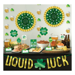 St Patrick's Bar Decorating Kits - 4 PKG/23