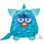"""Furby AirWalkers Buddies Foil Balloon - 20""""/50cm x 19""""/48cm h - P60 5 PC"""