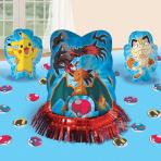Pokémon Table Decorating Kits - 6 PKG