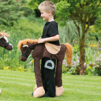 Boys will be Boys Ride on Pony - Age 3+ Years - 1 PC