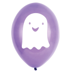"Hallo-ween Friends Latex Balloons 9""/23cm - 10 PKG/6"