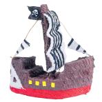 Pirate Ship Pinatas - 4 PC