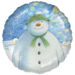 The Snowman Standard Foil Balloons S60 - 5 PC