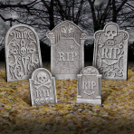 Tombstone Value Packs - 3 PKG/5