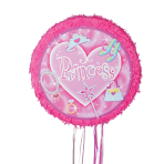 Princess Pull Pinatas - 12 PC