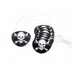 Pirate Eye Patches Favour - 6 PKG/12