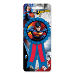 Superman Confetti Pouch Ribbon - 6 PKG