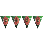 NFL Pennant Bunting 3.65 x 26cm - 6 PC