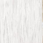 White Door Curtain 91cm x 2.43m - 6 PC