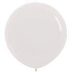 """Crystal Solid Clear 390 Latex Balloons 36""""/91.5cm - 2 PC"""