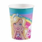 Barbie Dreamtopia Paper Cups 250ml - 10 PKG/8