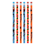 The Incredibles 2 Pencils with Erasers - 6 PKG/12