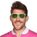 Retro Green Sunglasses - 1 PC