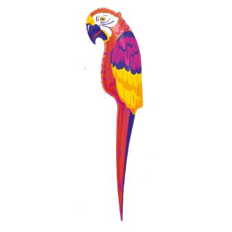 Parrot Inflatables 1.2m - 6 PC