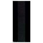 Large Black Cello Party Bags - 12 PKG/25