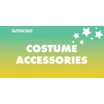 Costume Accessories Point of Sale 2ft/61cm x 1ft/30cm - 1 PC